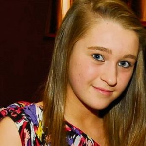 Ciara Pugsley (15) who committed suicide 12 days ago. Her father Jonathan has spoken out about how she suffered online bullying and he wants to bring the dangers of social networking sites to light